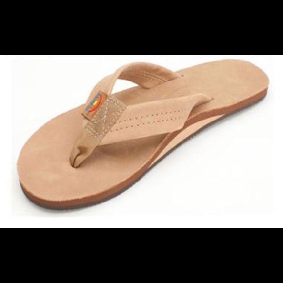 1767ac5c2 Rainbow Sandals Premier Leather Flip Flops. M 5a7cef90077b977b174bbffa